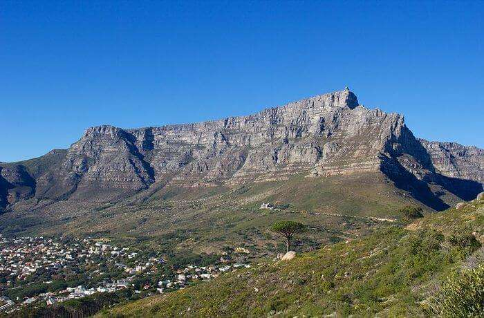 Visit The Table Mountain
