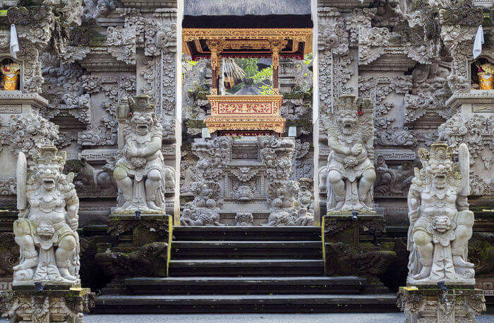 Tjampuhan Temple