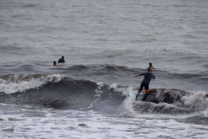 Sea Sport Surfing