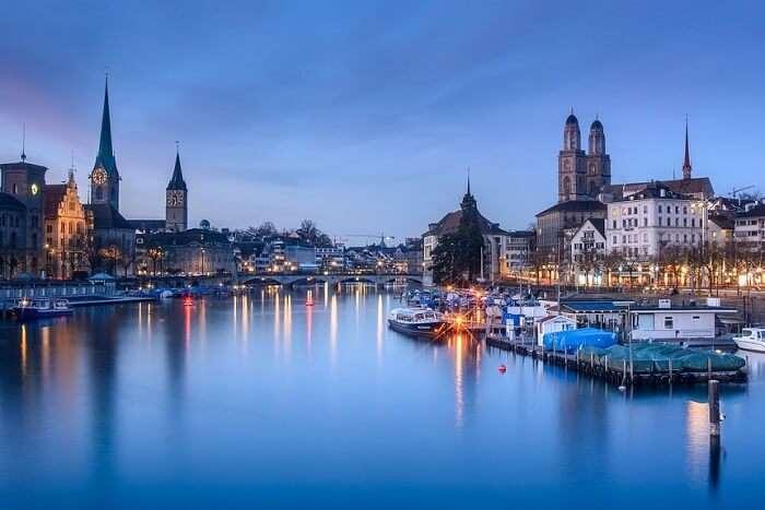 Zurich Tourism The Little Big City