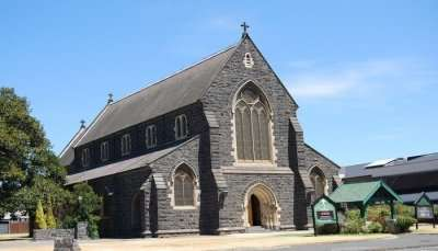 Holy Trinity Anglican Church East Melbourne