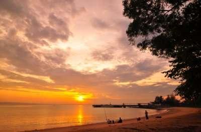 Cover Changi Beach