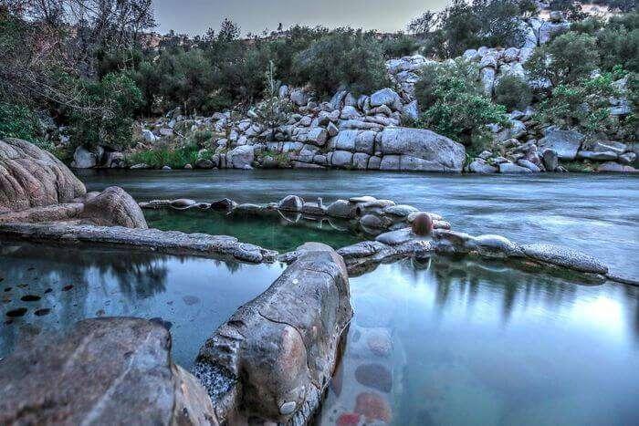 Best Hot Springs in Los Angeles