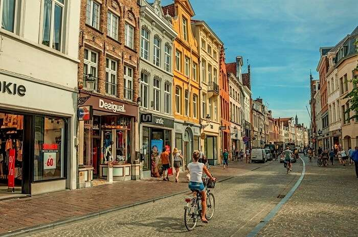 Destinations For Shopping In Bruges