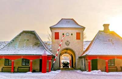 Denmark In Winter