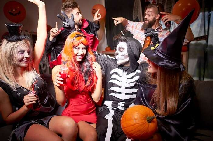 halloween parties in new york