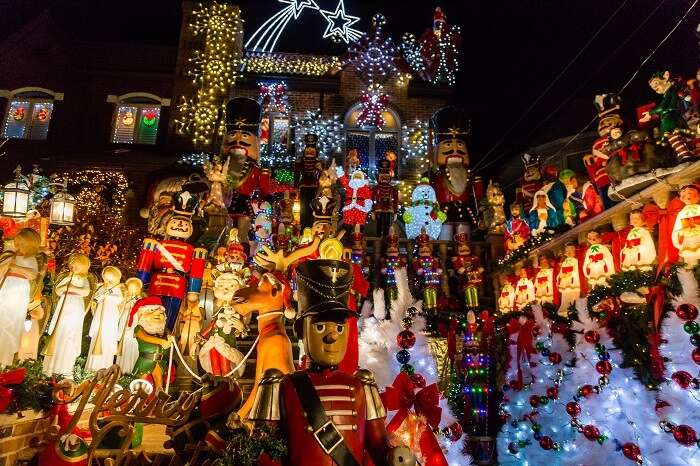 Best Christmas in Washington DC