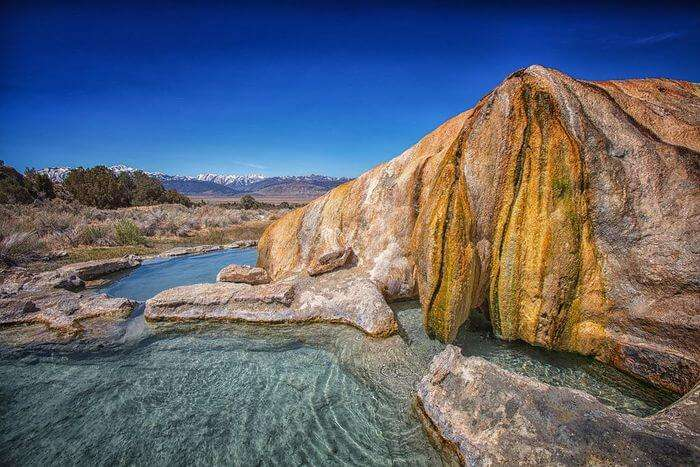 Amazing Hot Springs In USA