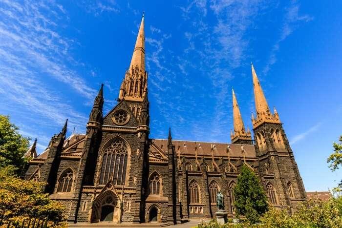 melbourne churches