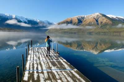lakes in new zealand