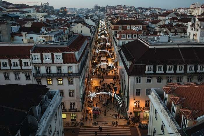 new year in portugal