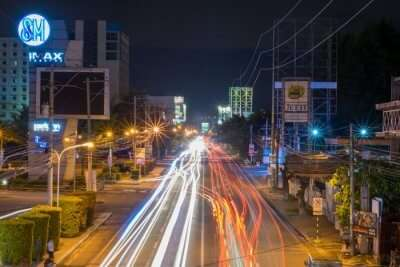 Incredible Nightlife Of Davao City