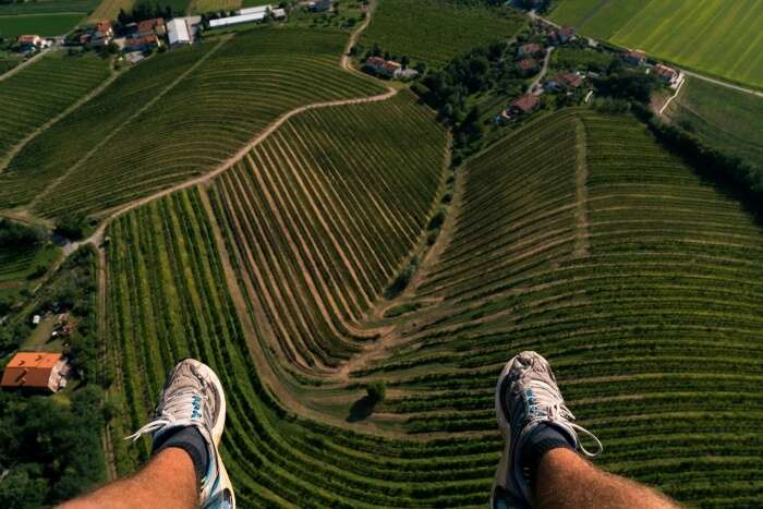 5 Places For Paragliding In Slovenia: All The Info You Need