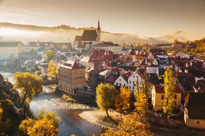 places to visit in Czechia