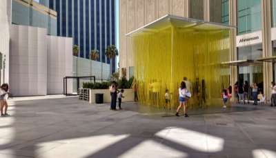 Penetrable At The Los Angeles County Museum Of Art
