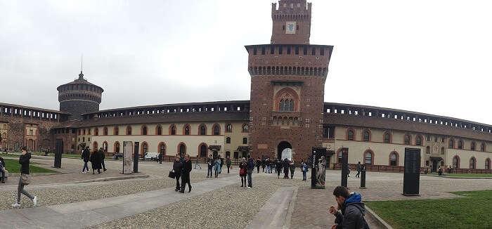 Castello_sforzesco