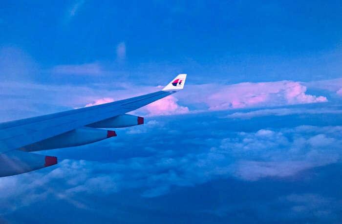 flight to singapore