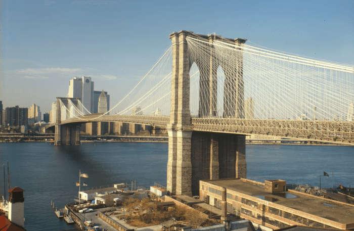 About The Brooklyn Bridge