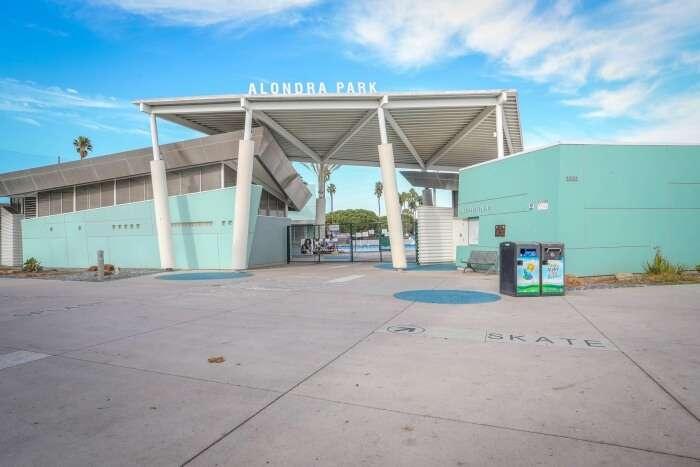 Alondra Park Splash Pad