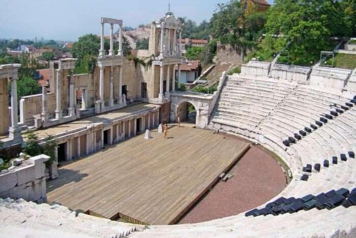 Ancient Theatre of Philippopolis