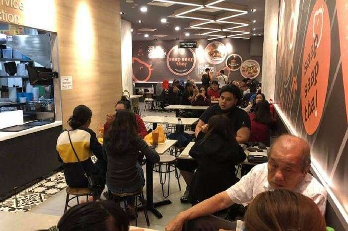 Aoy's Thai Noodle Bar