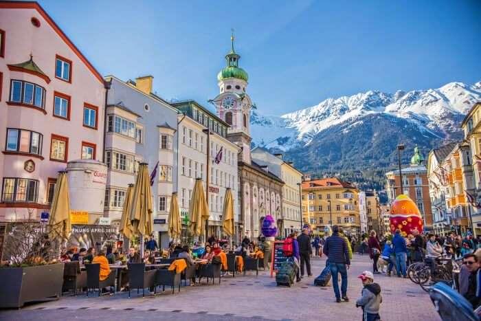 Austria In March