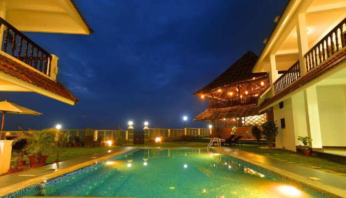 B'Canti Boutique Beach Resort, Kerala