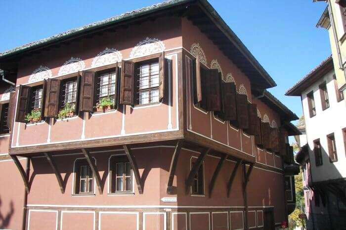 Balabanov's House