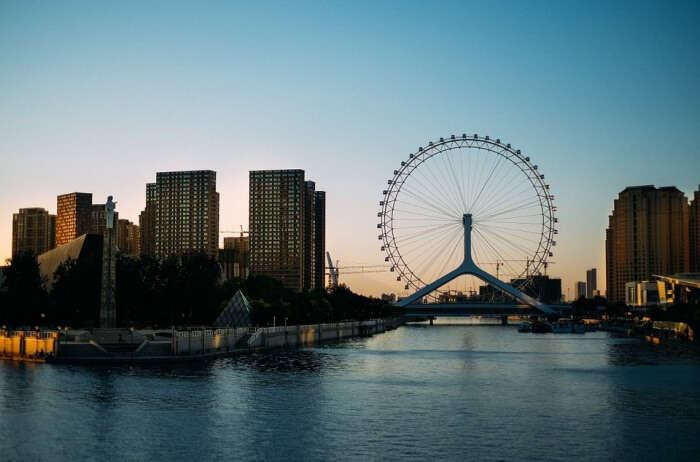 Bari Ferris Wheel