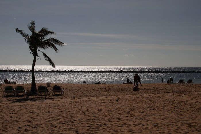 Beach Sand Tenerife