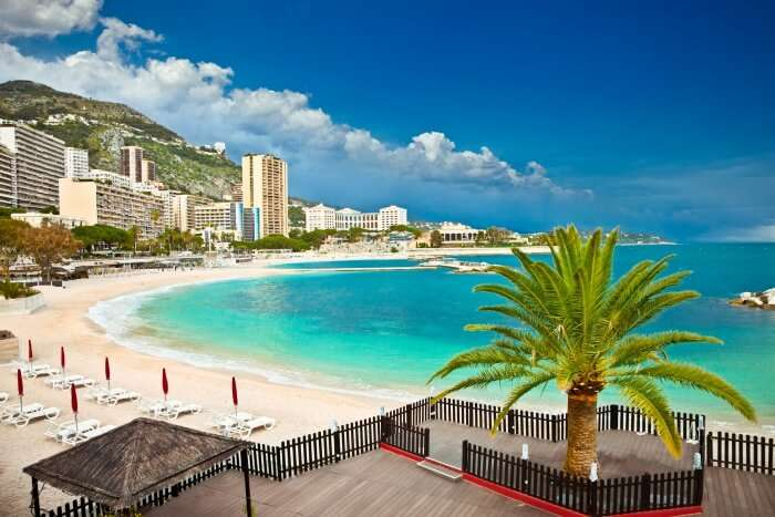 Beaches Near Monaco
