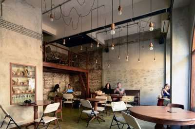 Birdsong Cafe, Bandra