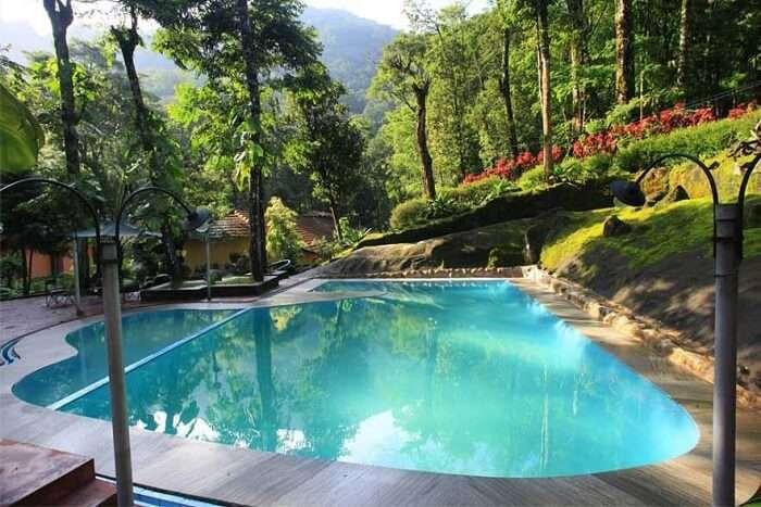 Spa resort in Wayanad