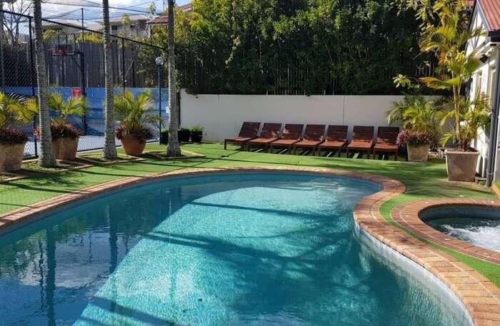 Brisbane Backpackers Resort Hostel