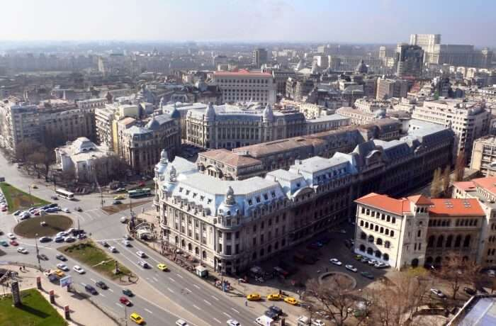 Bucharest Is An Affordable City