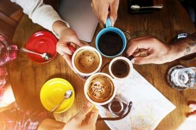 Cafes In Novena