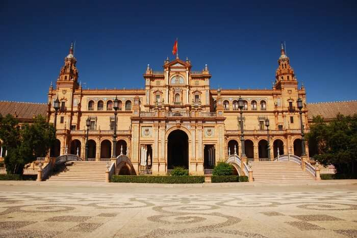 Castles In Seville