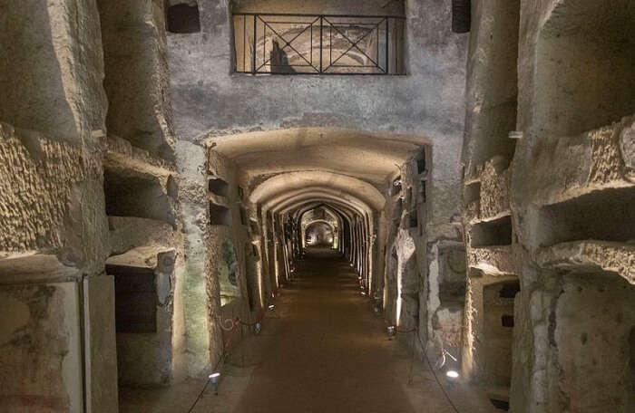 Catacombs of San Gennaro