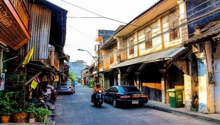 Chanthaburi Gem Market