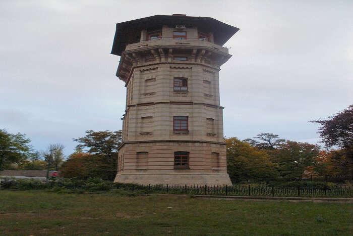 Chișinău Water Tower