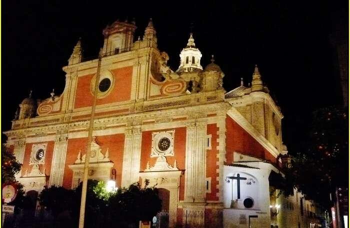 Church of El Salvador, Seville