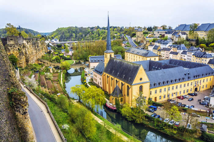 Luxembourg in Europe