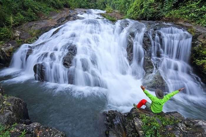 Cover for Chanthaburi Waterfalls