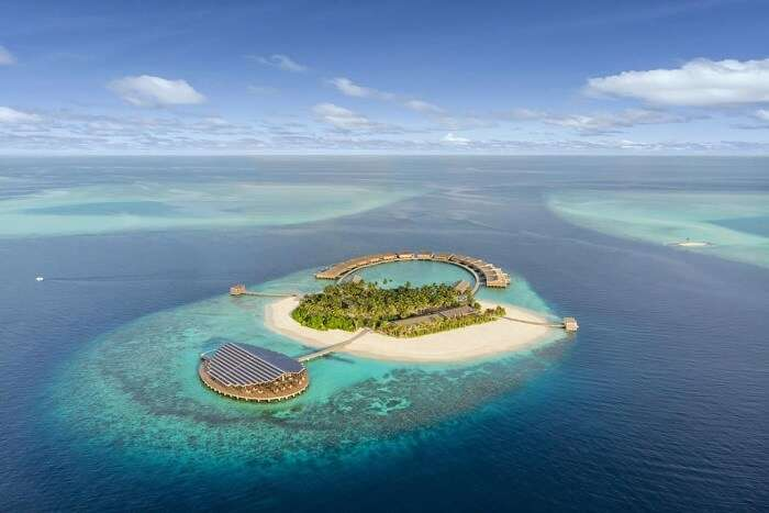 kudadoo island resort in Maldives