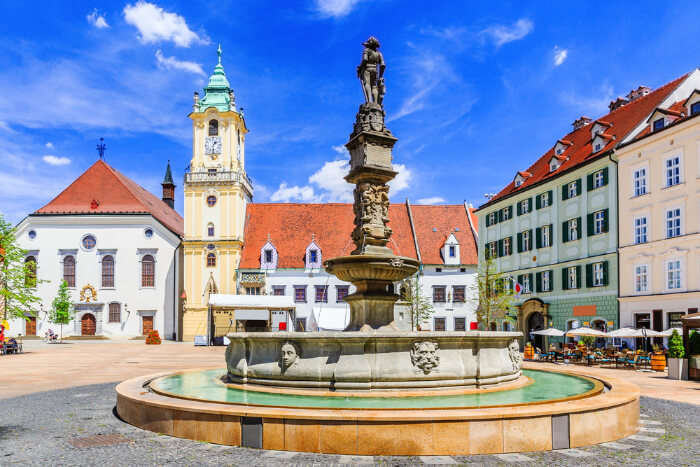 Best Places To Visit In Bratislava