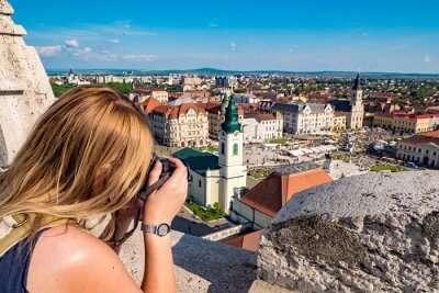 famous place in Oradea