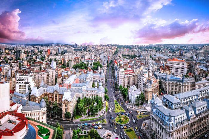 Fabulous Summer In Bucharest