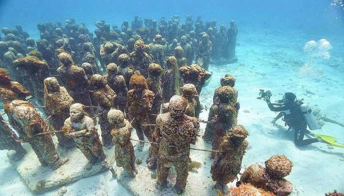 Underwater Museum in Florida