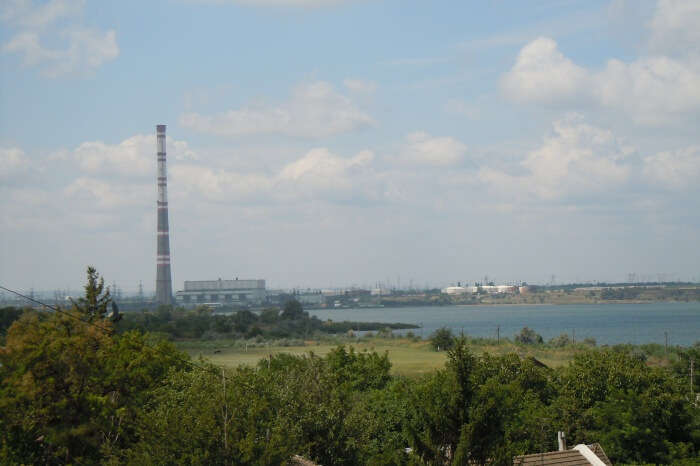 Cuciurgan Reservoir