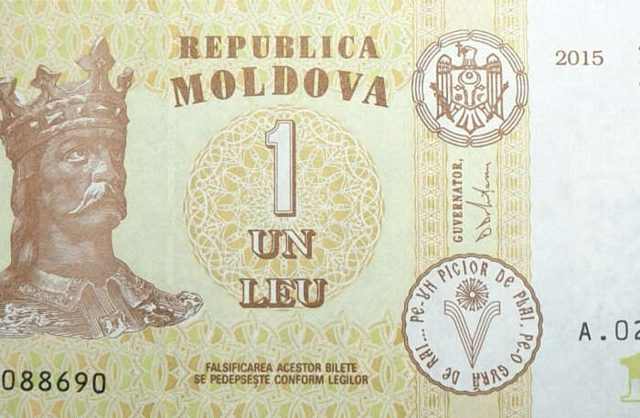 Currency In Moldova